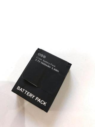 Batería 1600mAh para gopro hero 3/3+ nueva