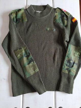 Jersey militar verde