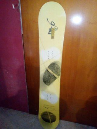 Tabla de snowboard Quechua 156 cm
