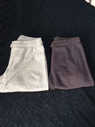 2 Pantalones de Chándal