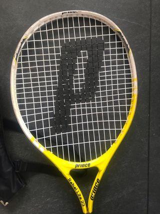 Raqueta de tenis niño/niña