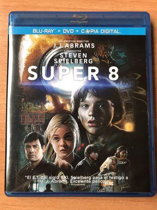 Película Super 8 en Blu-Ray