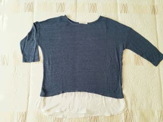 Camisetas de punto talla S
