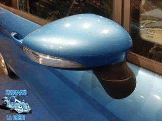 Retrovisor derecho eléctrico Ford Fiesta año 2009