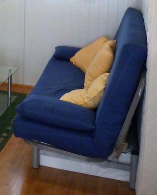 Sofá cama abatible clic clac