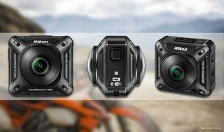 camara 360 Nikon keymission