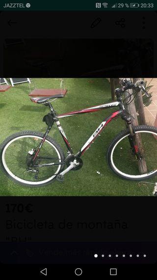 """Bicicleta de montaña""""BH"""""""