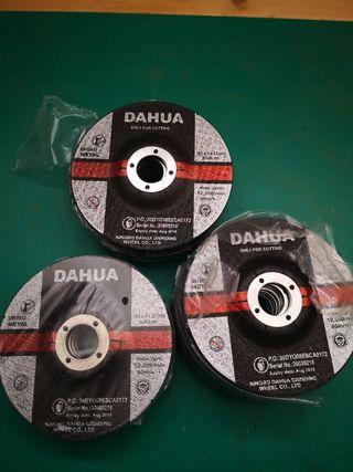 discos amoladora para metal