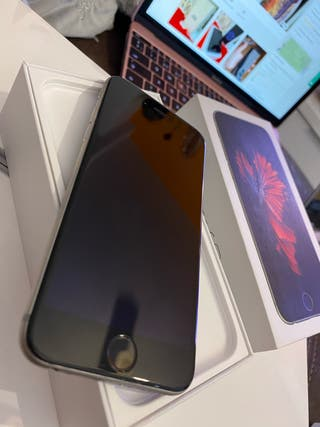iPhone 6s 64gb negro