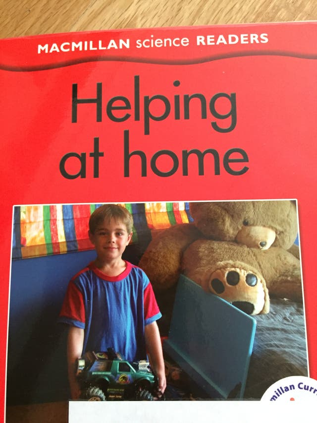Helping at Home, 1º Primaria