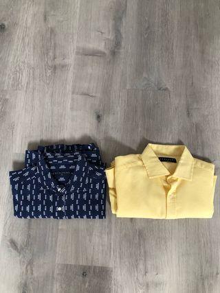 Camisas Scalpers