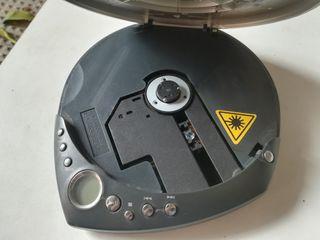 reproductor de Compact Disc portátil