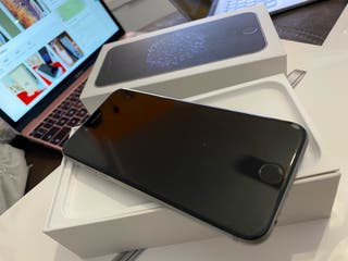 iPhone 6 64gb negro