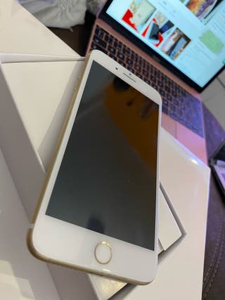 iPhone 7 Plus 32gb oro