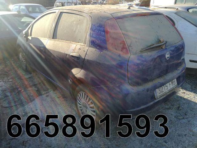 Despiece Fiat Punto 199 año 2010 350A1000