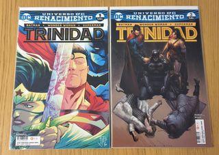 Batman, Superman, Wonder Woman - Trinidad