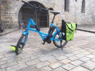Bicicleta electrica kalkhoof