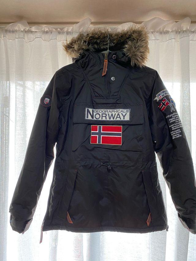 Chaquetas Geographical Norway tallas M y L