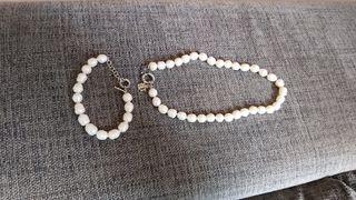 collar de perlas, juego