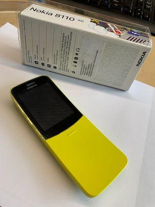 Nokia 8110. 4g wifi whatsapp.dual sim