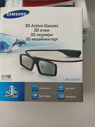 gafas 3d Samsung activas. Full HD 3D