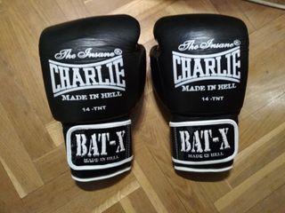 Guantes de boxeo CHARLIE SIN ESTRENAR