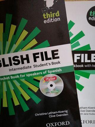 libros inglés (nivel Intermediate)