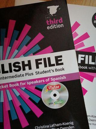 libros inglés nivel: Intermediate plus