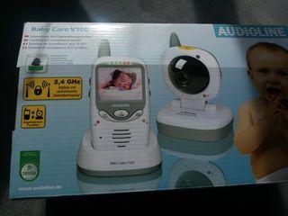 camara bebe vigilancia