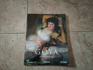 Libro Goya