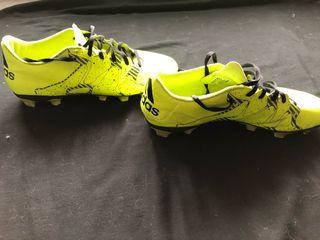 zapatillas fútbol 11 adidas
