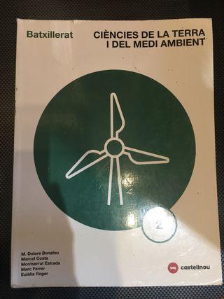 Libro de ciencias de la tierra y medioambiente