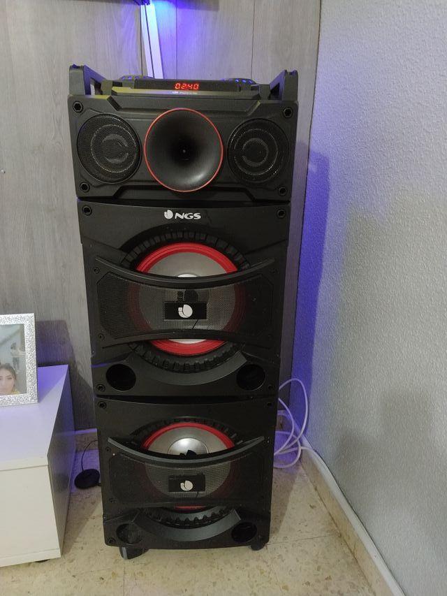 torre música NGS