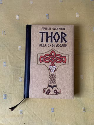 Cómic Thor Relatos de Asgard