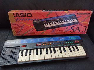 piano Casio SA-3