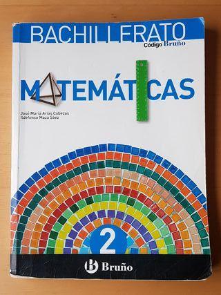 Matemáticas 2do bachillerato BRUÑO