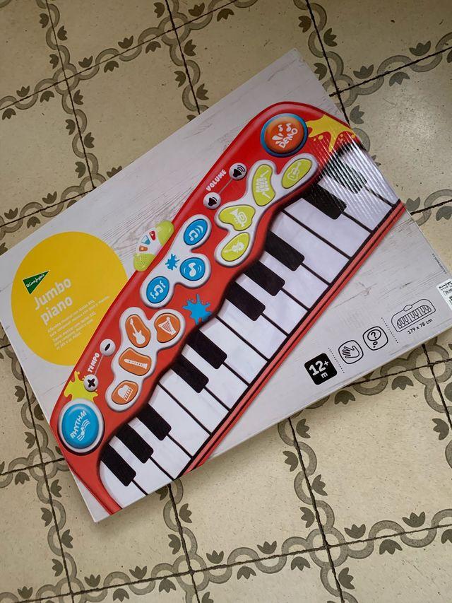 Teclado para bebé - piano