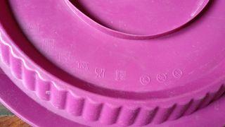 Molde de silicona 29cm