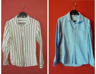 Dos Camisas hombre