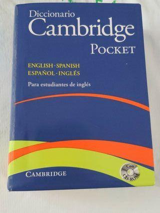 diccionario Cambridge Pocket