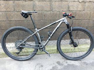 bicicleta de MTB.