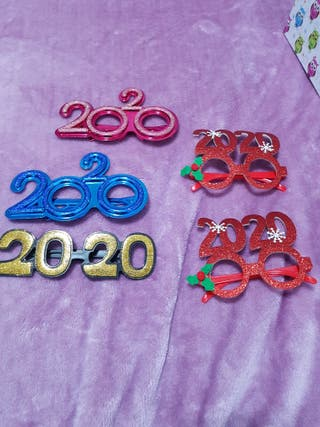PACK GAFAS AÑO NUEVO : 2020
