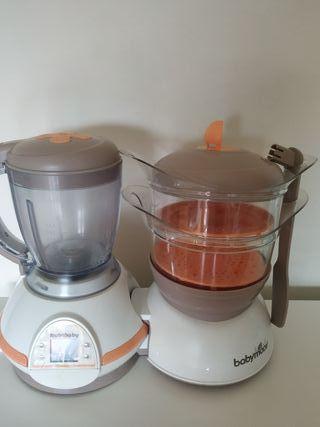 robot cocina babymmov