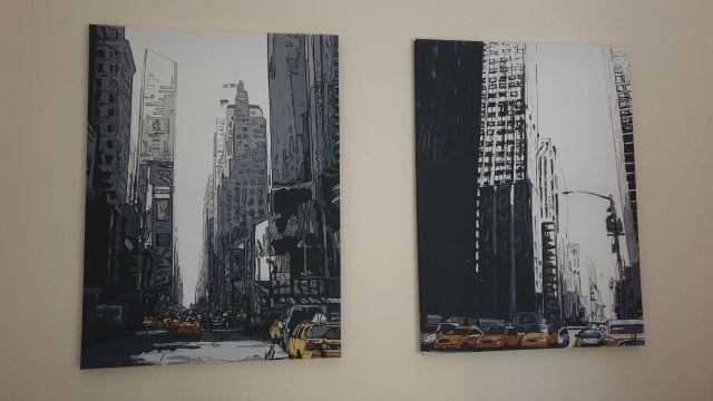 Canvas set