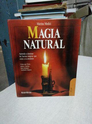 libro Magia natural