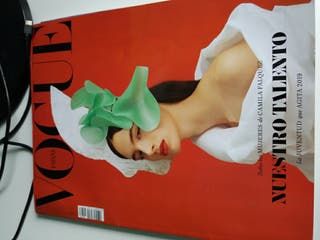revistas vogue y elle