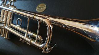 Trompeta Bach Stradivarius 37 de 1977
