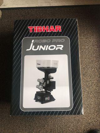 Robot tenis de mesa tibhar junior nuevo