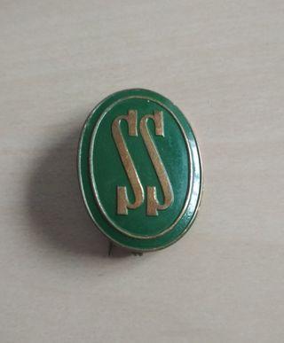 Antigua insignia Falange Servicio Social