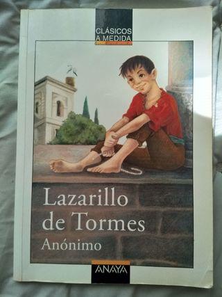 Libro Infantil El Lazarillo de Tormes. 12años